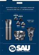 SAU New Milling-Cutter